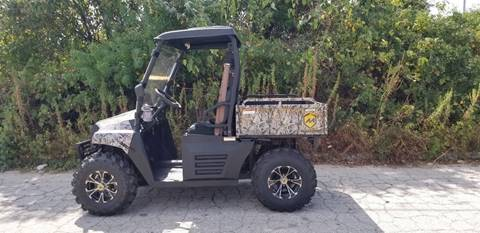 2014 Massimo MSU 400 for sale at JENTSCH MOTORS in Hearne TX
