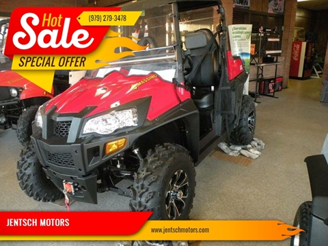 2016 Massimo MSU 800 for sale at JENTSCH MOTORS in Hearne TX