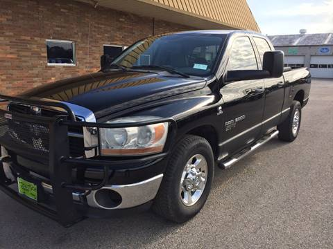 2006 Dodge Ram Pickup 2500 for sale at JENTSCH MOTORS in Hearne TX
