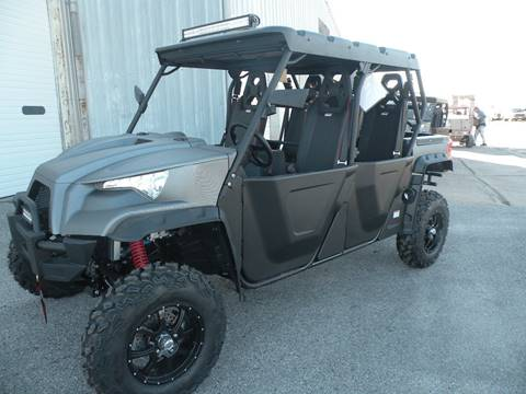 2017 Odes DOMINATOR 800-4 for sale at JENTSCH MOTORS in Hearne TX
