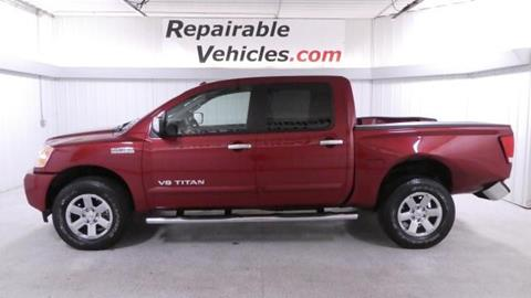 2014 Nissan Titan for sale in Harrisburg, SD