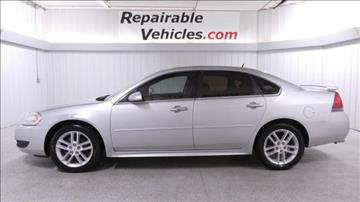 2010 Chevrolet Impala for sale in Harrisburg, SD