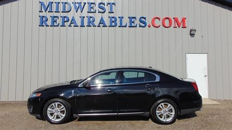 2012 Lincoln MKS for sale in Harrisburg, SD
