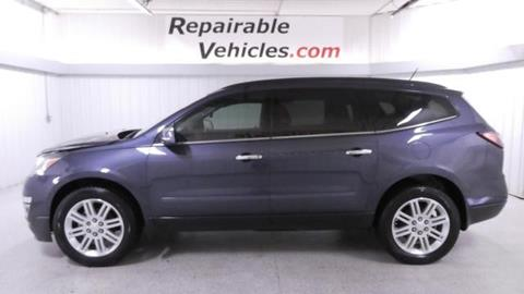 2014 Chevrolet Traverse for sale in Harrisburg, SD