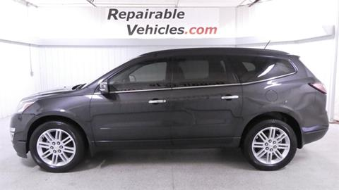 2015 Chevrolet Traverse for sale in Harrisburg, SD