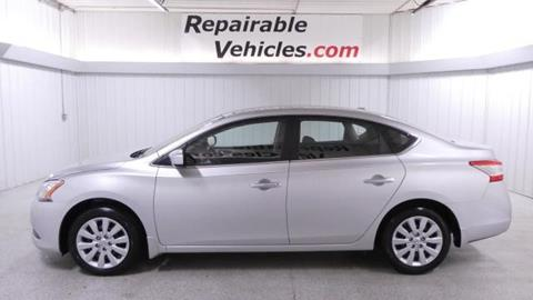 2015 Nissan Sentra for sale in Harrisburg, SD