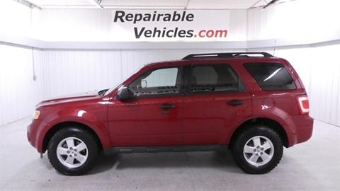 2011 Ford Escape for sale in Harrisburg, SD