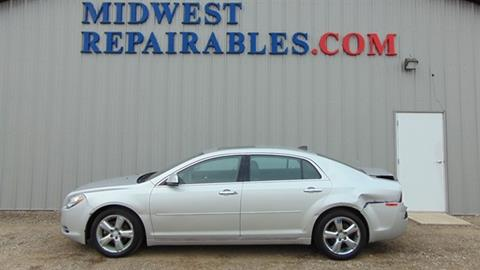 2012 Chevrolet Malibu for sale in Harrisburg, SD