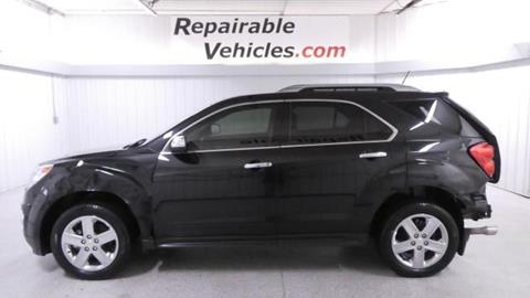 2015 Chevrolet Equinox for sale in Harrisburg, SD