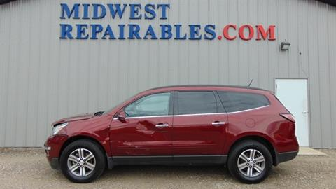 2017 Chevrolet Traverse for sale in Harrisburg, SD