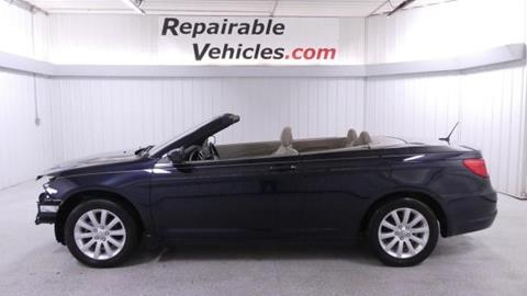 2013 Chrysler 200 Convertible for sale in Harrisburg, SD