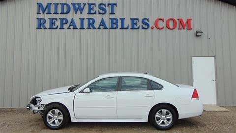 2015 Chevrolet Impala Limited for sale in Harrisburg, SD