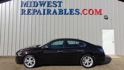 2012 Nissan Maxima for sale in Harrisburg, SD