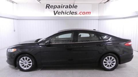 2016 Ford Fusion for sale in Harrisburg, SD