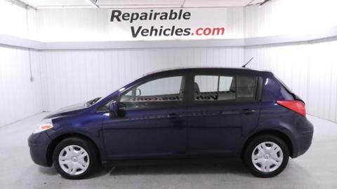2012 Nissan Versa for sale in Harrisburg, SD