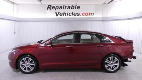 2014 Lincoln MKZ for sale in Harrisburg, SD