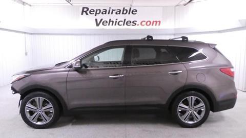 2014 Hyundai Santa Fe for sale in Harrisburg, SD