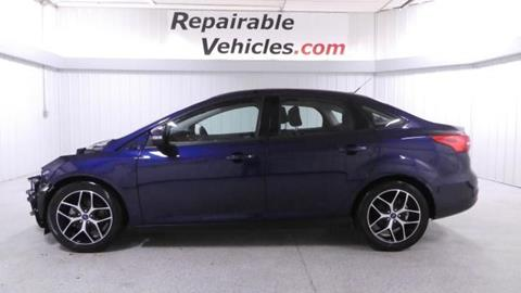 2017 Ford Focus for sale in Harrisburg, SD