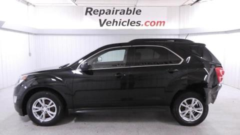 2016 Chevrolet Equinox for sale in Harrisburg, SD