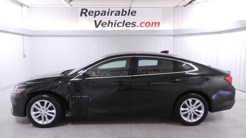 2016 Chevrolet Malibu for sale in Harrisburg, SD
