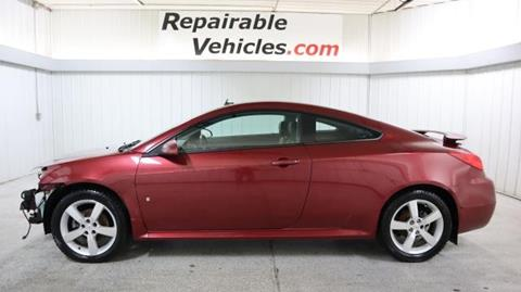 2008 Pontiac G6 for sale in Harrisburg, SD