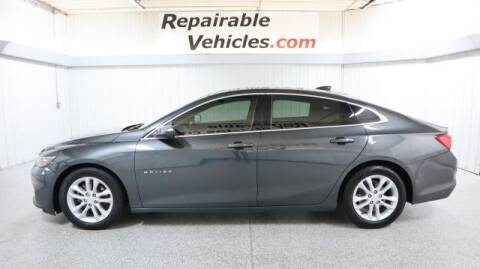 2017 Chevrolet Malibu Hybrid for sale at RepairableVehicles.com in Harrisburg SD