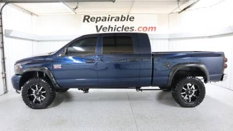 2007 Dodge Ram Pickup 3500 for sale at RepairableVehicles.com in Harrisburg SD