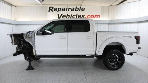 2016 Ford F-150 for sale at RepairableVehicles.com in Harrisburg SD