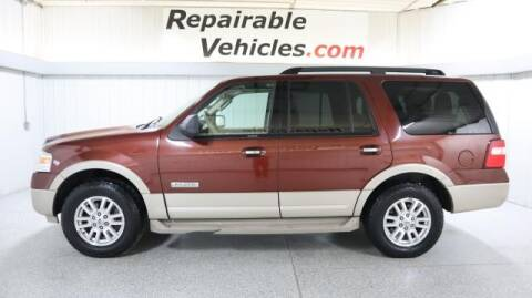 2008 Ford Expedition for sale at RepairableVehicles.com in Harrisburg SD