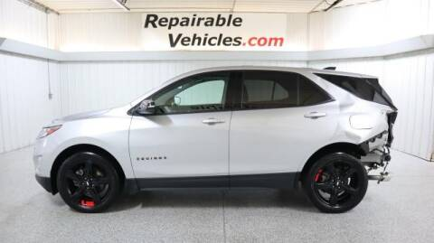 2018 Chevrolet Equinox LT for sale at RepairableVehicles.com in Harrisburg SD