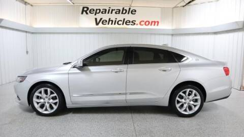 2017 Chevrolet Impala Premier for sale at RepairableVehicles.com in Harrisburg SD