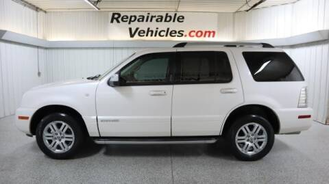 2010 Mercury Mountaineer Premier for sale at RepairableVehicles.com in Harrisburg SD