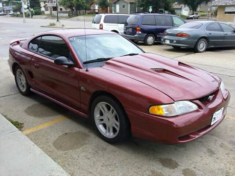 1996 Ford Mustang for sale at Second Chance Auto in Sioux Falls SD