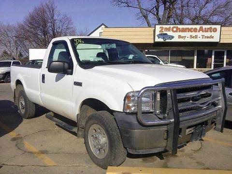 2006 Ford F-250 Super Duty for sale at Second Chance Auto in Sioux Falls SD
