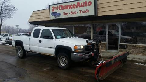2007 GMC Sierra 2500HD Classic Work Truck for sale at Second Chance Auto in Sioux Falls SD