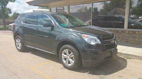 2014 Chevrolet Equinox for sale at Second Chance Auto in Sioux Falls SD