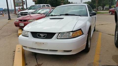 1999 Ford Mustang for sale at Second Chance Auto in Sioux Falls SD