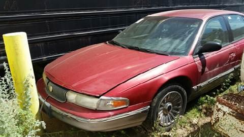 1995 Chrysler New Yorker for sale at Second Chance Auto in Sioux Falls SD