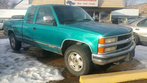 1993 Chevrolet C/K 1500 Series for sale at Second Chance Auto in Sioux Falls SD