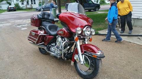1996 Harley-Davidson FLH for sale at Second Chance Auto in Sioux Falls SD