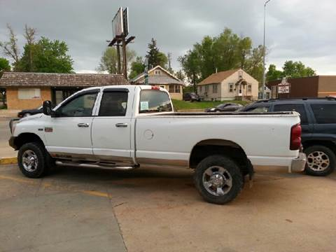 2007 Dodge Ram Pickup 2500 for sale at HWY 38 AUTO in Salem SD