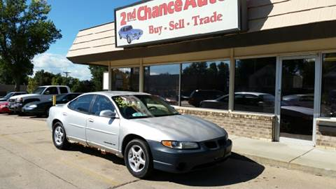 2002 Pontiac Grand Prix for sale at Second Chance Auto in Sioux Falls SD