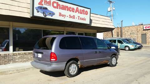 1998 Plymouth Grand Voyager for sale at Second Chance Auto in Sioux Falls SD