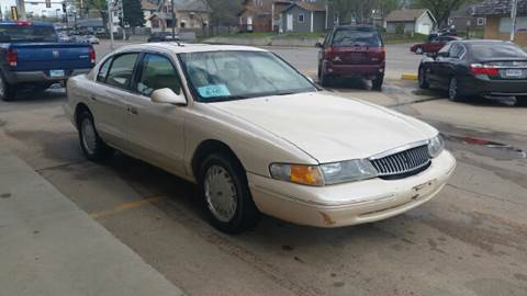 1997 Lincoln Continental for sale at Second Chance Auto in Sioux Falls SD