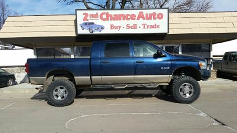 2008 Dodge Ram Pickup 1500 SXT for sale at Second Chance Auto in Sioux Falls SD