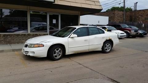 2003 Pontiac Bonneville for sale at Second Chance Auto in Sioux Falls SD
