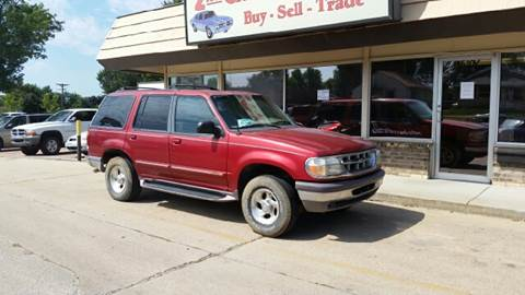 1997 Ford Explorer for sale at Second Chance Auto in Sioux Falls SD