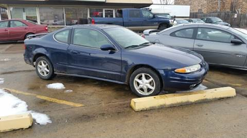 2000 Oldsmobile Alero for sale at Second Chance Auto in Sioux Falls SD