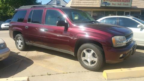 2006 Chevrolet TrailBlazer EXT for sale at Second Chance Auto in Sioux Falls SD