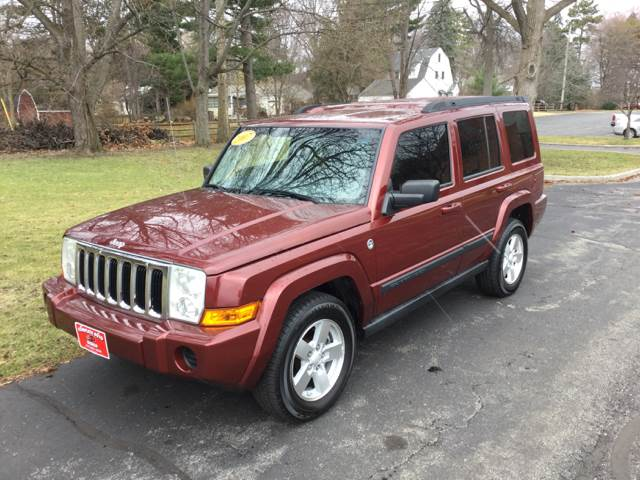 2007 Jeep Commander Sport 4dr SUV 4WD - Toledo OH